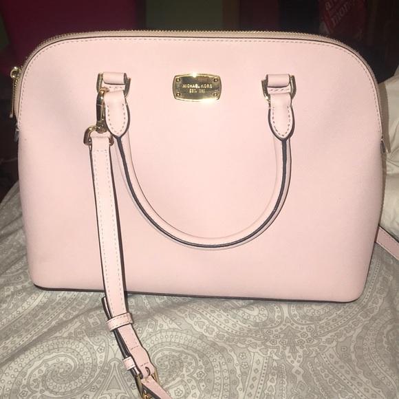 e1ad4a801f5c Michael Kors purse! Blush Pink!!! M_5a73c2873a112e6b2f9548b7